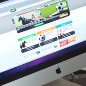 Jeux en ligne: moins de 50 euros misés par mois