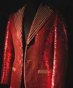 Une veste de scène estimée à 12 000 euros.