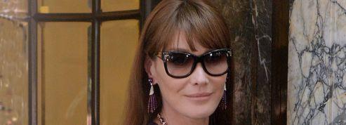 Carla Bruni: après Le Pingouin, elle redevient mannequin