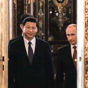 Contrats stratégiques entre Moscou et Pékin