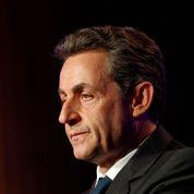 Nicolas Sarkozy joue la sobriété