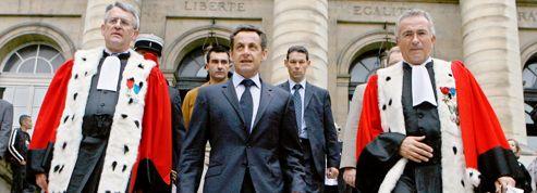 Nicolas Sarkozy et la justice, une relation conflictuelle