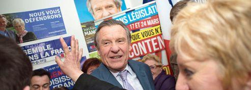 L'UMP accuse le PS de faire le jeu du FN