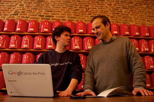 Google veut former 100.000 PME à se lancer sur Internet