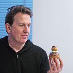 Le pâtissier Christophe Felder.