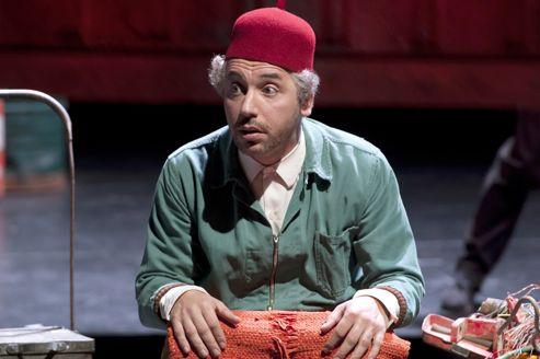 Ali Baba, l'Idiot magnifique à Marseille
