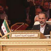 L'opposition syrienne siège à la Ligue arabe