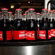 Les Américains boivent moins de sodas
