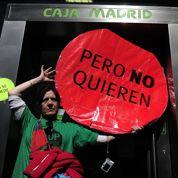Les élus conservateurs malmenés en Espagne