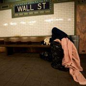 Les sans-abri de retour à New York