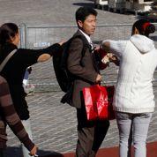 Les touristes chinois en insécurité à Paris
