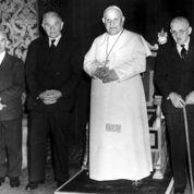 1958, élection du nouveau pape Jean XXIII
