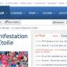 La nouvelle navigation reprend les grandes thématiques du Figaro.fr. Elle fait également la part belle à l'actu chaude (en rouge) et présente un nouveau menu pour les membres.