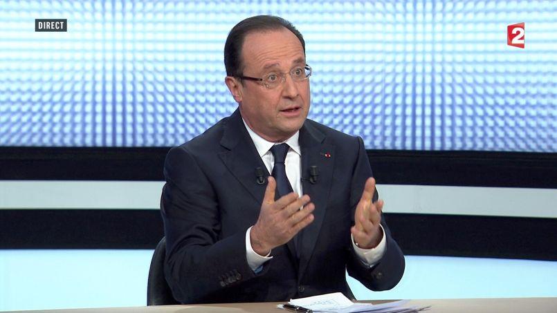 Le président de la République s'est exprimé jeudi soir sur France 2.