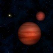 Découverte de deux étoiles voisines du Soleil