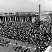 1963, le Pape portera le nom de Paul VI