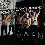 Le site des «Femen» piraté pendant 24 h