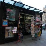 Paris se mobilise pour ses kiosques à journaux