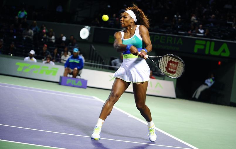 Serena rejoint Sharapova