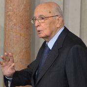 Le président italien exclut de démissionner