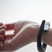Jawbone lance son bracelet connecté