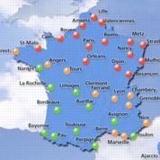 Alerte à la pollution sur le nord de la France