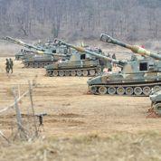 Séoul prêt à la riposte en cas de provocation