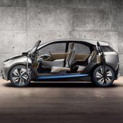 La citadine électrique : le dernier luxe de BMW