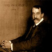 Henry Van de Velde, acteur du modernisme
