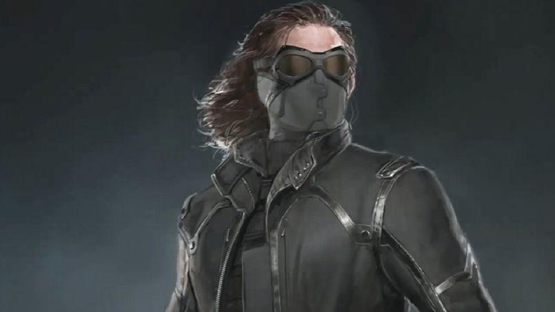 Winter Soldier, alias Bucky.
