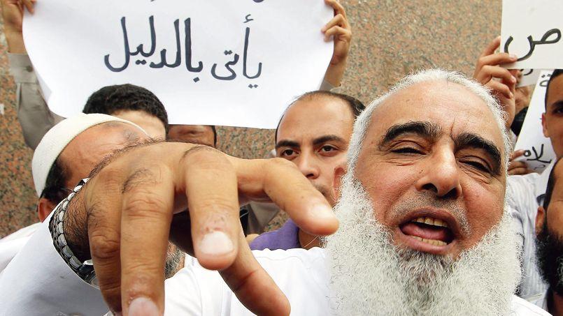 Ahmed Mohammad Abdullah, alias Abu Islam en septembre 2012. Le prédicateur religieux poursuit aujourd'hui son combat contre les femmes.