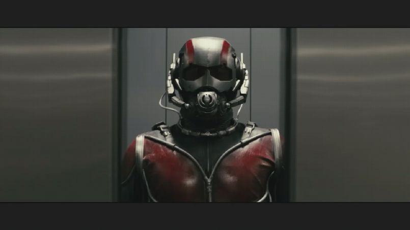 Premier aperçu de Ant-Man d'Edgar Wright.