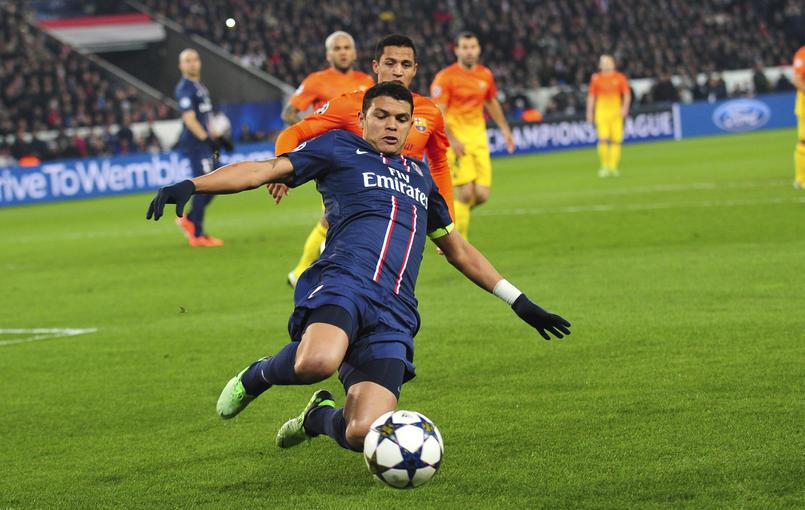 Thiago Silva est vraiment un «Monstre»
