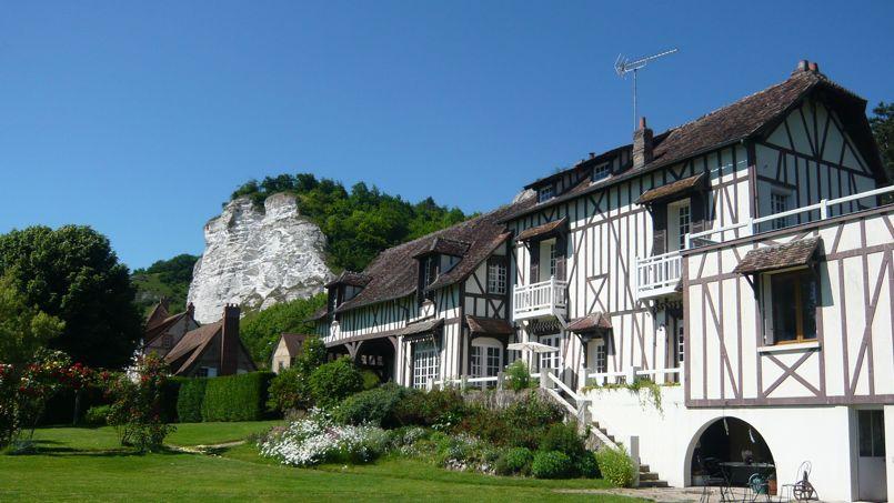 Normandie nos plus belles chambres d 39 h tes - Normandie chambre d hote ...