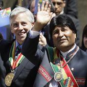 Evo Morales a le sens de la classe affaires