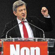 Mélenchon sonne la charge contre Hollande