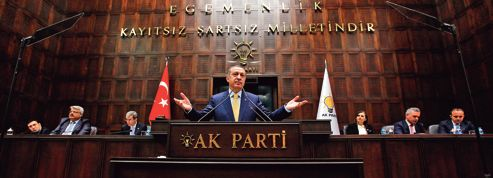 Les dérives islamistes de la Turquie d'Erdogan