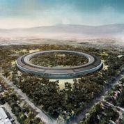 Le campus d'Apple sera plus cher que prévu