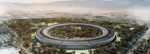 Le nouveau campus d'Apple coûtera 5milliards de dollars
