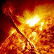 Mieux prévoir les orages solaires