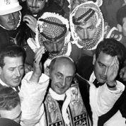 Paul VI, visite historique à Bethléem