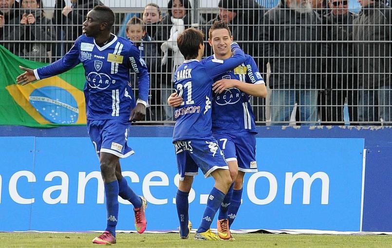 Bastia coule les Brestois
