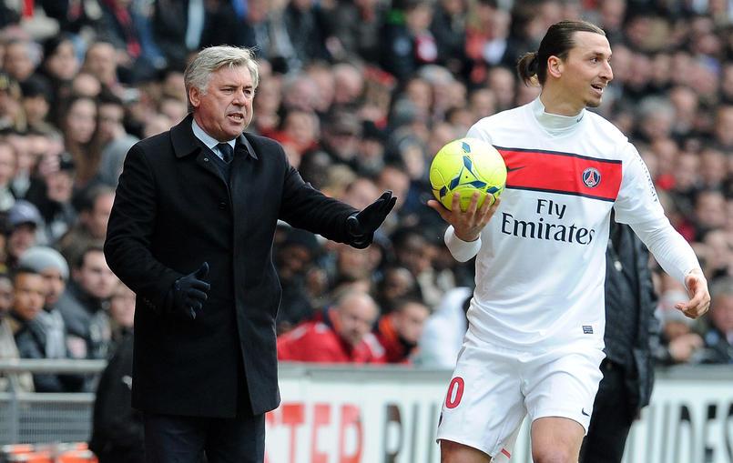 Ancelotti : «A Barcelone, on devra faire preuve de courage»