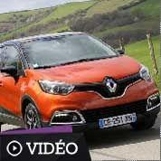 Renault Captur, un parfum d'évasion