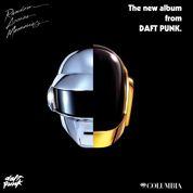 Daft Punk, l'album est dans le pré australien