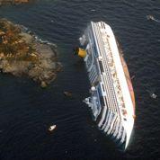 Concordia : Costa va payer un million d'euros