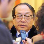Un ex-ministre chinois risque la peine de mort