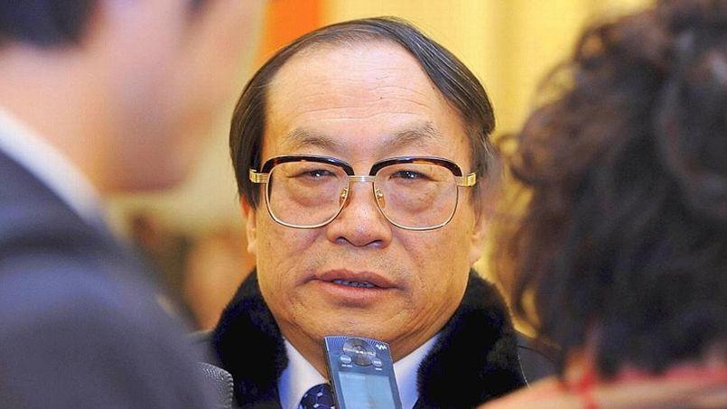 L'ex-ministre des Chemins de fer chinois, Liu Zhijun, à Pékin.