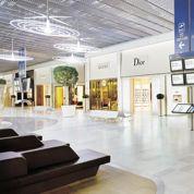 Les aéroports prisés par les griffes de luxe