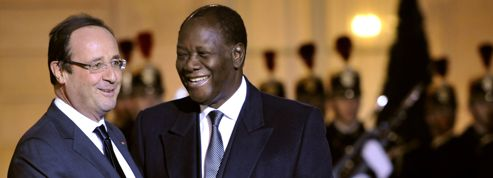 Le Mali et l'économie au cœur de la rencontre entre Ouattara et Hollande